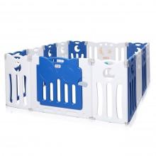 Grondbox uil – Babypark – Playpen – 14 panelen – 143 x 143 cm