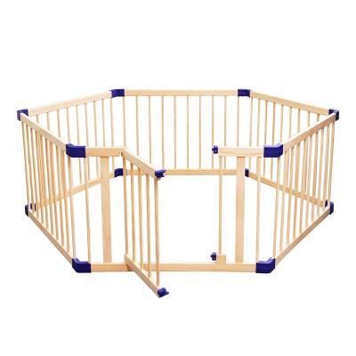Houten Grondbox van 178 x 205 cm | Babypark | 178 x 205 cm