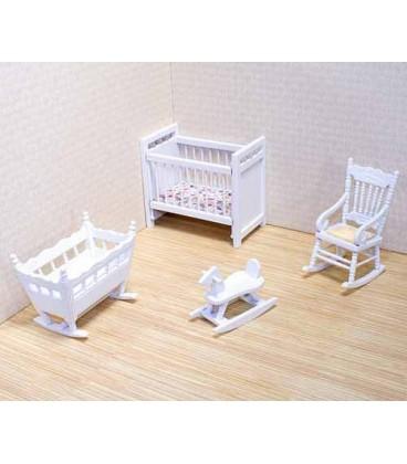 Poppenhuis Babykamer Melissa & Doug