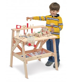 Werkbank Melissa and Doug
