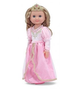 Prinses Celeste pop van Melissa and Doug
