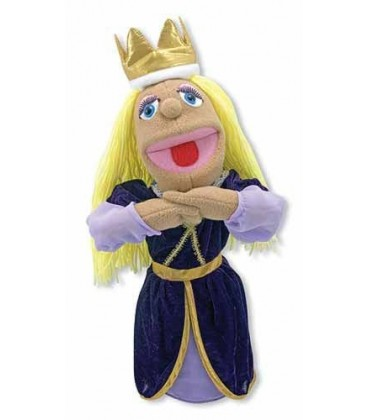 Handpop prinses Melissa and Doug