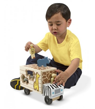 Animal Rescue set van Melissa and Doug