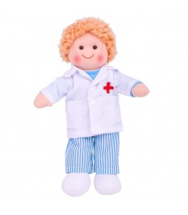 BigJigs pop Dokter Tommy