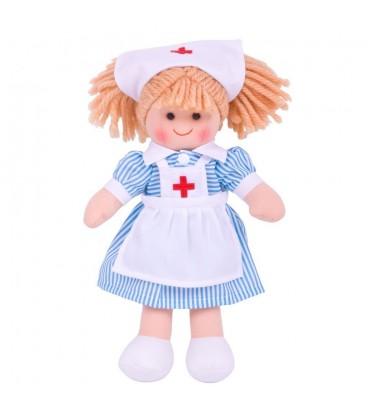 BigJigs pop verpleegster Nancy