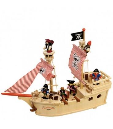 Tidlo Piratenschip