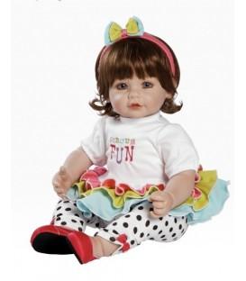 Adora poppen toddler Circus Fun Levensecht
