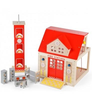 Brandweer kazerneset (basis)
