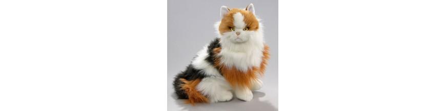 Bicolini pluche dieren katten
