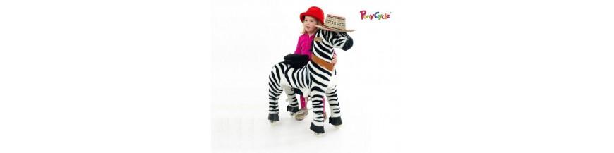 PonyCycle voor kinderen van 4 tot 9 jaar